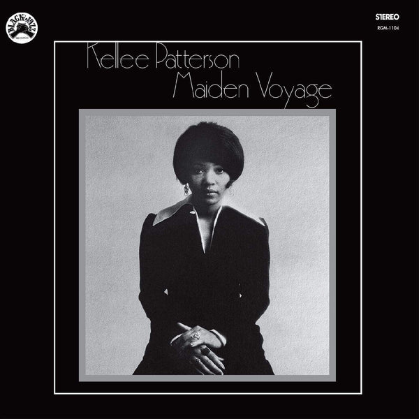 Kellee Patterson - Maiden Voyage (LP - Remastered Vinyl Edition) Real Gone Music