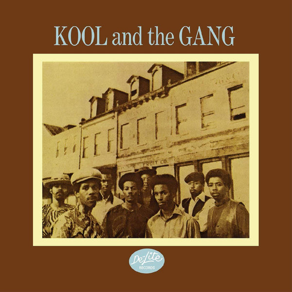 "Kool and the Gang - Kool and the Gang (LP - Limited 50th Anniversary ""Creamy"" Vinyl) Real Gone Music"