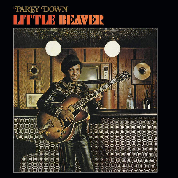 Little Beaver - Party Down (LP - Metallic Gold Vinyl) Real Gone Music
