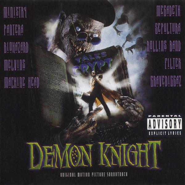 V/A - Tales from the Crypt Presents - Demon Knight: Original Soundtrack (LP - Neon Green Vinyl) Real Gone Music