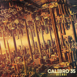 Calibro 35 - DECADE (CD) Record Kicks