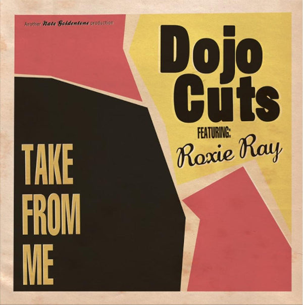 Dojo Cuts - Take From Me (Clear Vinyl LP) Record Kicks