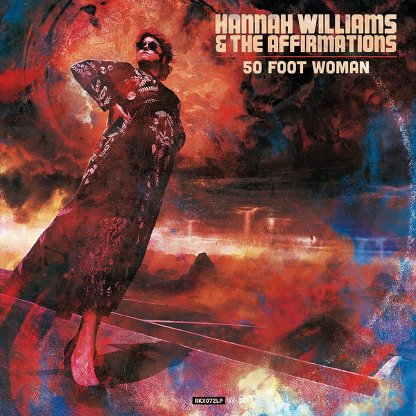Hannah Williams & The Affirmations - 50 Foot Woman (CD) Record Kicks
