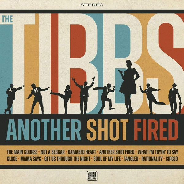 The Tibbs - Another Shot Fired (CD) Record Kicks
