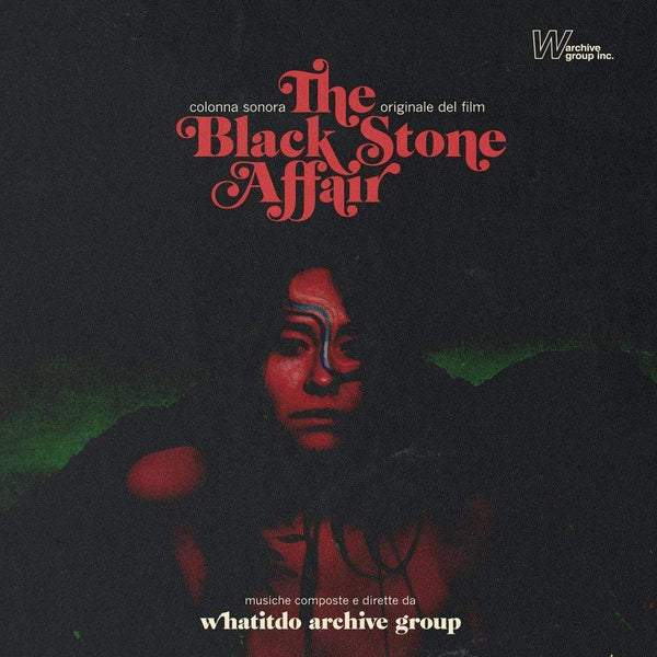 Whatitdo Archive Group - The Black Stone Affair (CD) Record Kicks