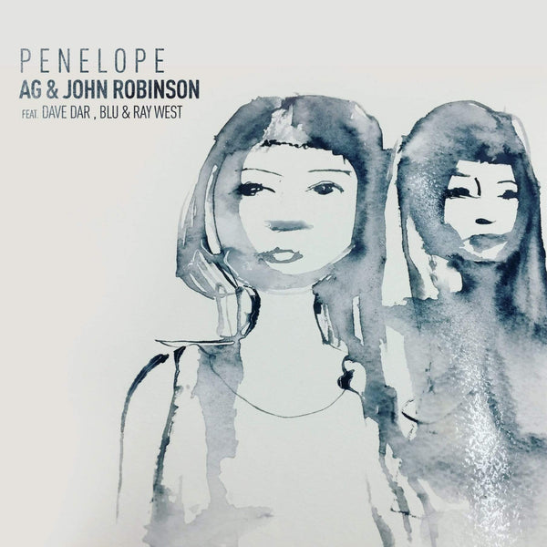 AG & John Robinson - Penelope (EP) Red Apples 45