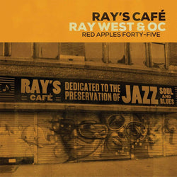 Ray West & OC - Ray's Cafe (CD - Deluxe Edition) Red Apples 45
