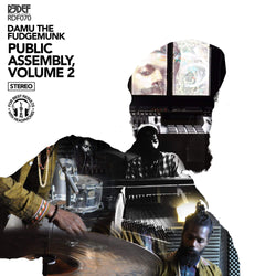 Damu the Fudgemunk - Public Assembly 2 (CD) Redefinition Records