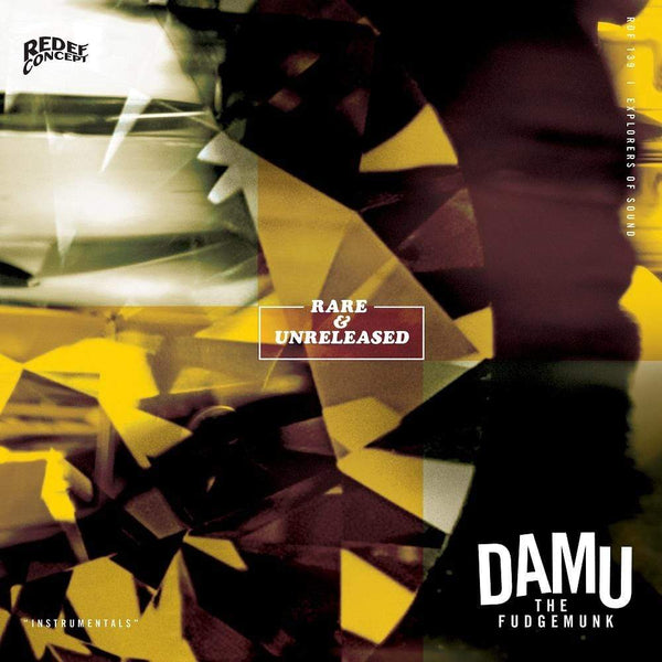 Damu The Fudgemunk - Rare & Unreleased (LP) Redefinition Records