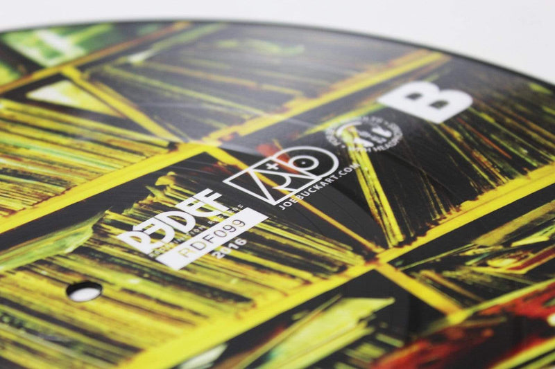 Damu The Fudgemunk - Untitled, Vol. 2 (EP - Picture Disc) Redefinition Records