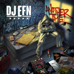 DJ EFN - Another Time (Cassette) Redefinition Records