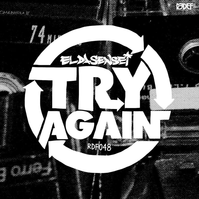 El Da Sensei - Try Again (Cassette) Redefinition Records