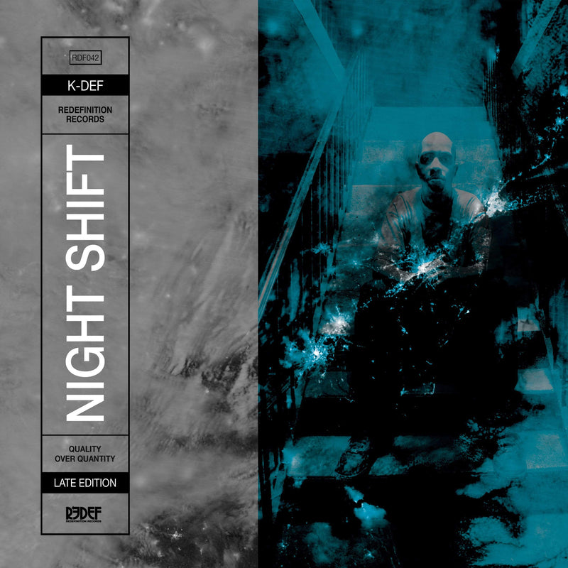 K-Def - Night Shift: Late Edition (LP) Redefinition Records