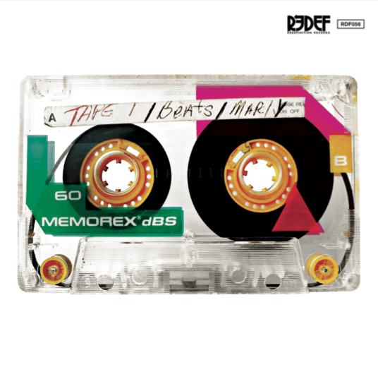 K-Def - Tape One (Cassette) Redefinition Records