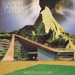 "Klaus Layer - Society Collapse (LP + 7"") Redefinition Records"