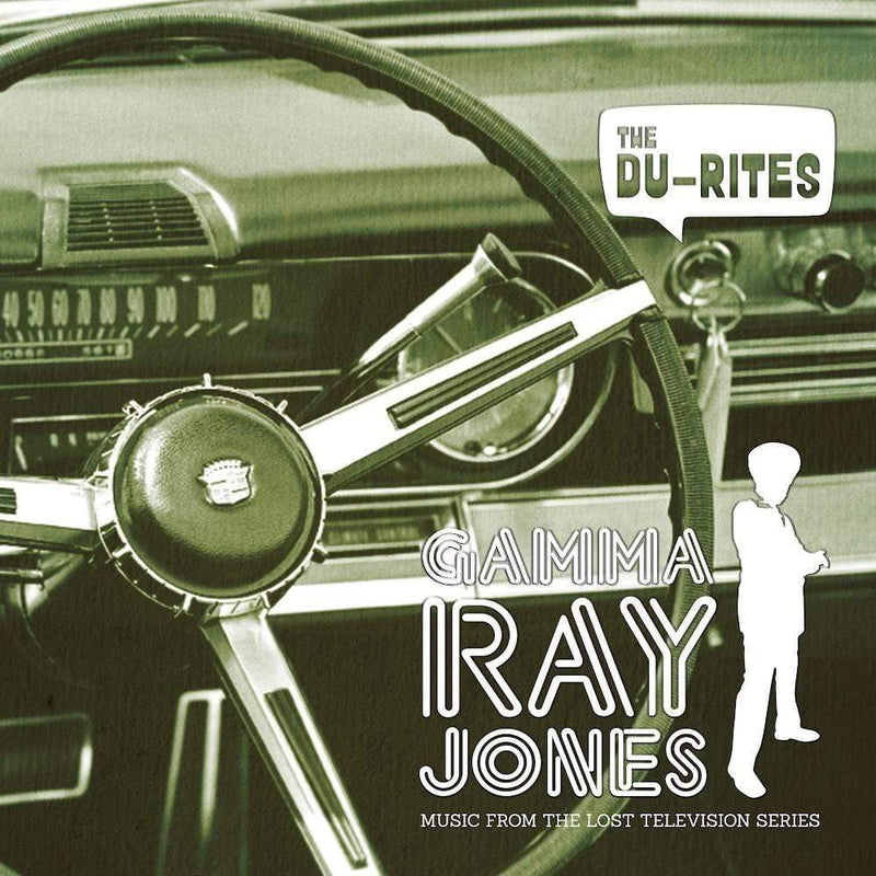 The Du-Rites - Gamma Ray Jones (LP) Redefinition Records