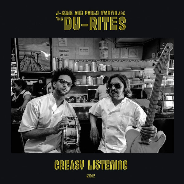 The Du-Rites - Greasy Listening (LP) Redefinition Records