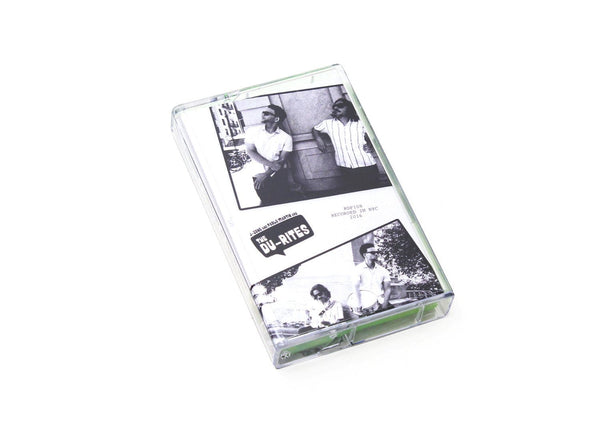 The Du-Rites - J-Zone & Pablo Martin are The Du-Rites (Cassette) Redefinition Records