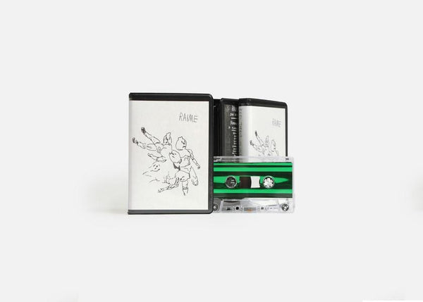 Raime ‎- Reel Torque: Volume 13, Our Versions Of Their Versions (Cassette) Reel Torque