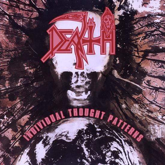 Death - Individual Thought Patterns (LP - Limited Pinwheel Color Vinyl) Relapse Records