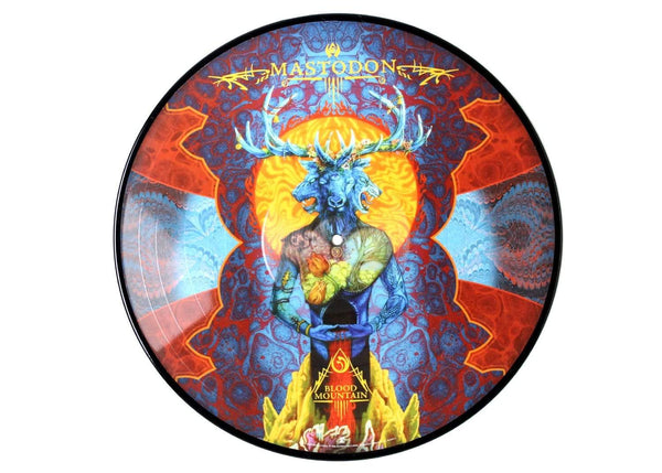 Mastodon - Blood Mountain (LP - Picture Disc) Reprise