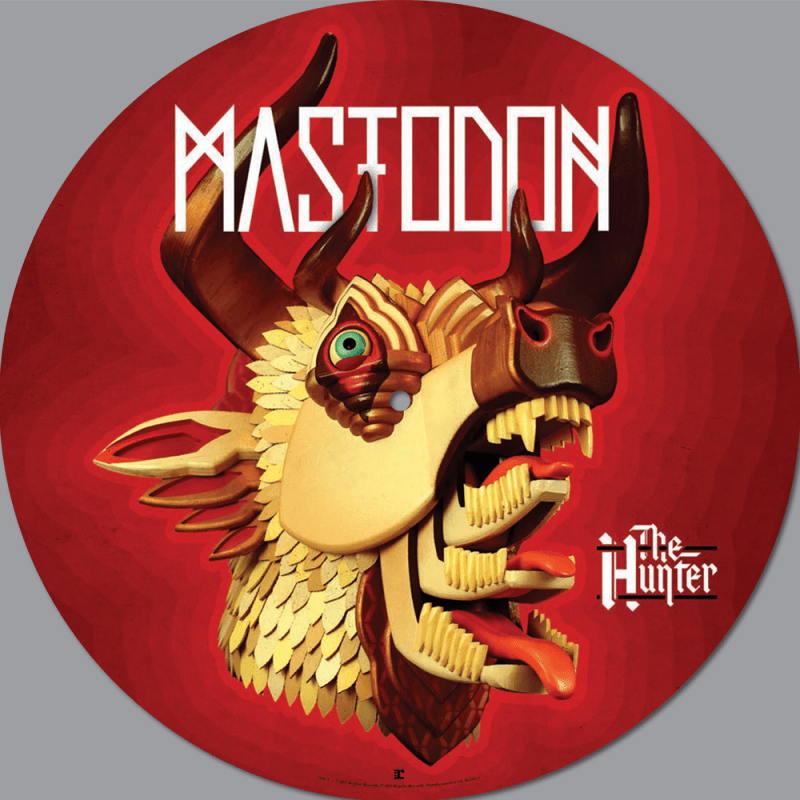 Mastodon - The Hunter (LP - Picture Disc) Reprise