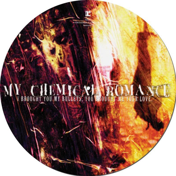 My Chemical Romance - I Brought You My Bullets, You Brought Me Your Love (LP - Limited Picture Disc) Reprise