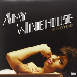 Amy Winehouse - Back To Black (LP - U.S. Version) Universal Republic