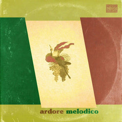Tone Spliff - Ardore Melodico (2xLP - Green Vinyl) Republic of Music