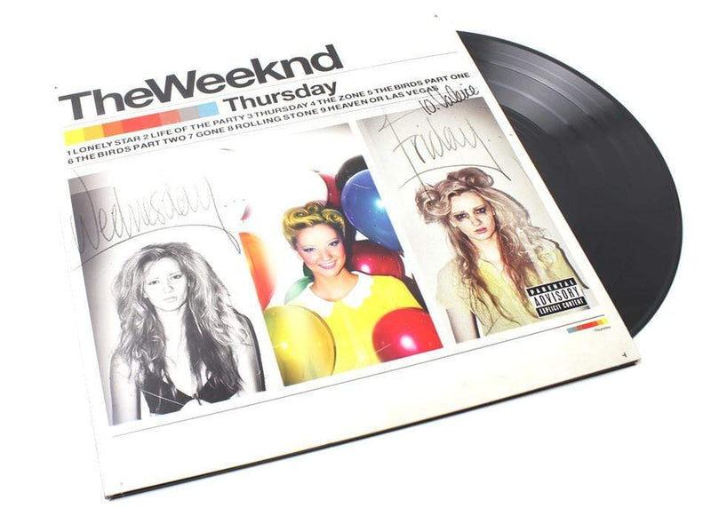 The Weeknd - Thursday (2xLP) Universal Republic