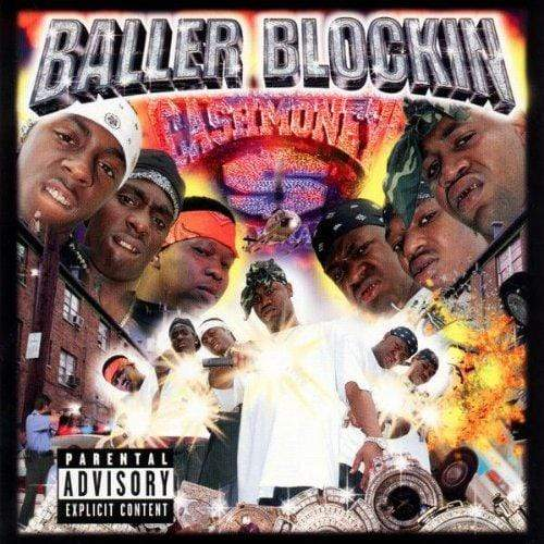 Various Artists - Baller Blockin' (Original Motion Picture Soundtrack) (2xLP + CD + DVD Boxset) Republic