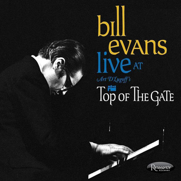 Bill Evans - Live At Art D'Lugoff's Top Of The Gate (2xLP) Resonance Records