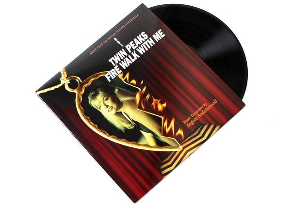 Angelo Badalamenti - Twin Peaks: Fire Walk With Me: Original Soundtrack (LP - 180 Gram Vinyl) Rhino Records