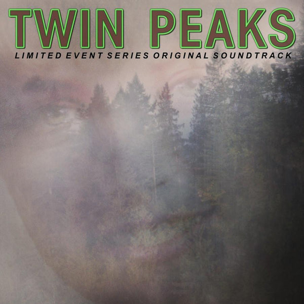 Angelo Badalamenti - Twin Peaks: Limited Event Series Original Soundtrack (2xLP) Rhino Records