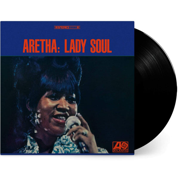 Aretha Franklin - Lady Soul (LP - Limited 180 Gram Vinyl) Rhino Records