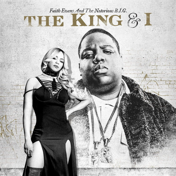 Faith Evans & The Notorious B.I.G. - The King & I (2xLP) Rhino Records