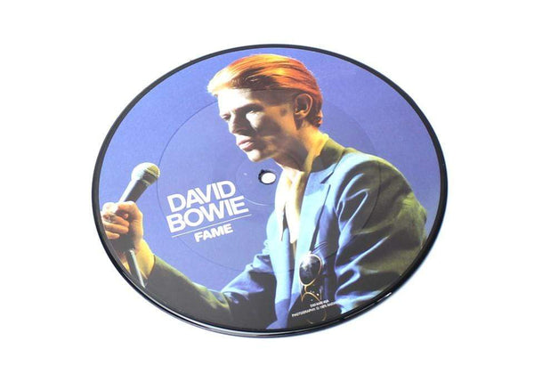 "David Bowie - Fame b/w Right (7"" - Picture Disc: 40th Anniversary Edition) Rhino Records/Parlophone"