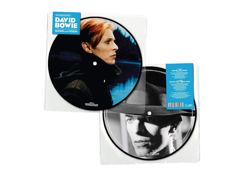 "David Bowie - Sound and Vision: 40th Anniversary Edition (7"" - Picture Disc) Rhino Records/Parlophone"