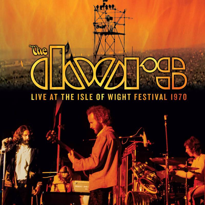 The Doors - Live At The Isle Of Wight Festival 1970 (2xLP - 180 Gram) Rhino Records