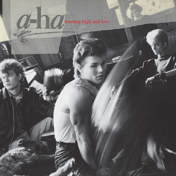 a-ha - Hunting High And Low (LP - Clear Vinyl) Rhino Records/Warner