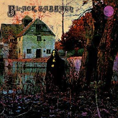 Black Sabbath - Black Sabbath (LP - 180 Gram Vinyl - Gatefold) Rhino Records/Warner
