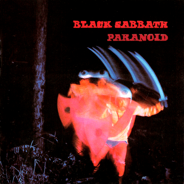 Black Sabbath - Paranoid (LP - 180 Gram Vinyl) Rhino Records/Warner