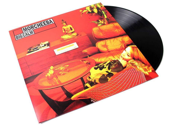 Morcheeba - Big Calm (LP - 180 Gram Vinyl) Rhino Records/Warner