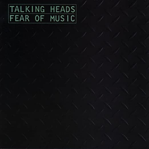 Talking Heads - Fear Of Music (LP - Opaque Sliver Vinyl) Rhino Records/Warner