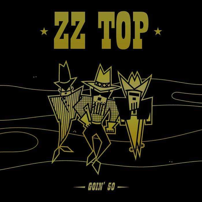 ZZ Top - Goin' 50 (5xLP - Box Set) Rhino Records/Warner