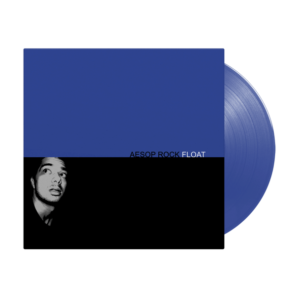 Aesop Rock - Float (2xLP - Limited Blue Vinyl) Rhymesayers