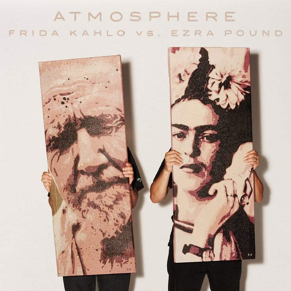 "Atmosphere - Frida Kahlo vs. Ezra Pound (7x7"" - Vinyl Boxset) Rhymesayers"