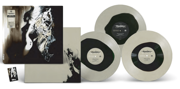 Atmosphere - Headshots: Se7en - 20 Year Anniversary Edition (3xLP - Color-In-Color Vinyl) Rhymesayers