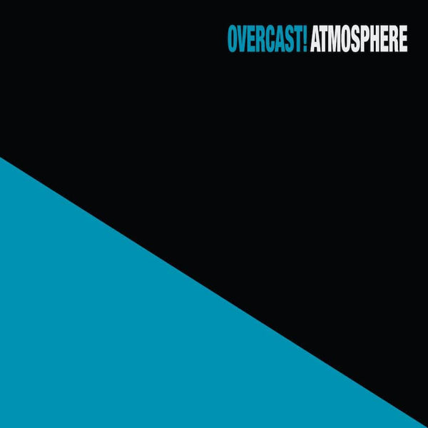 Atmosphere - Overcast! (3xLP - White Vinyl + Download Card) Rhymesayers