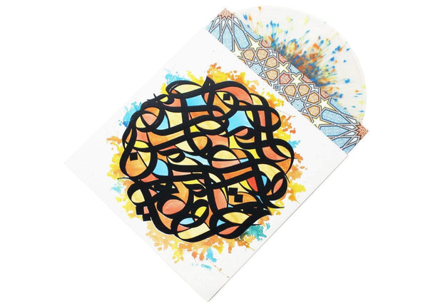 Brother Ali -  All The Beauty In This Whole Life (2xLP - Translucent 3-Color Splatter Vinyl + Booklet + Download Card) Rhymesayers